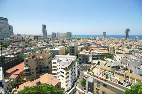 Balfour Street Tel Aviv - with a sea view